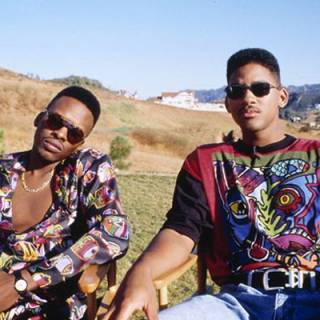 DJ Jazzy Jeff and The Fresh Prince