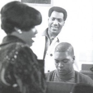 Otis Redding and Carla Thomas