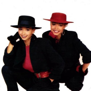 Mel and Kim