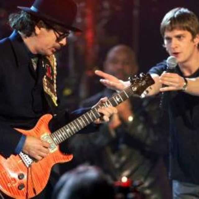Santana featuring Rob Thomas