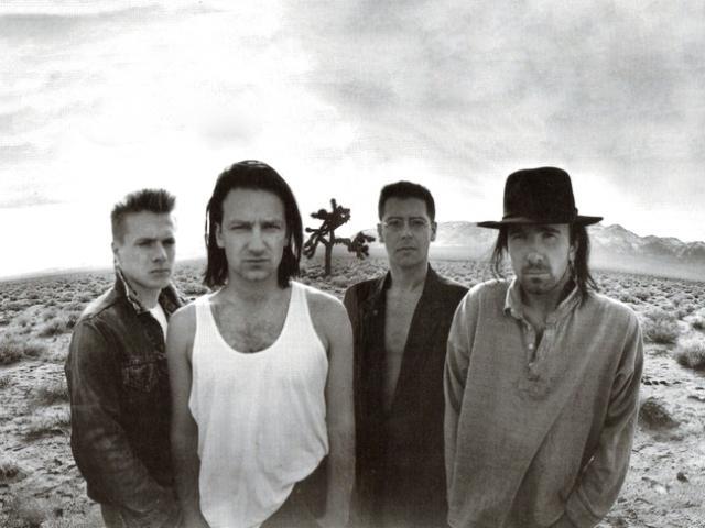 U2@40 - The Joshua Tree