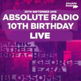 Absolute Radio's 10th Birthday Party