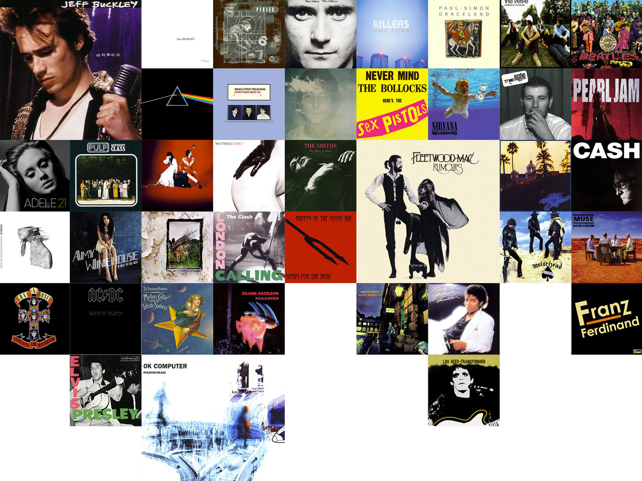 100 Best Hard Rock Songs Ever (According to VH1) - Stereogum