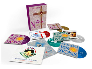 Win Simple Minds - New Gold Dream deluxe box set reissue