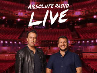 Win tickets to Absolute Radio Live at the Palladium