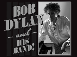 Win tickets to see Bob Dylan live