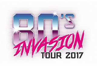 Win 80s Invasion Tour tickets