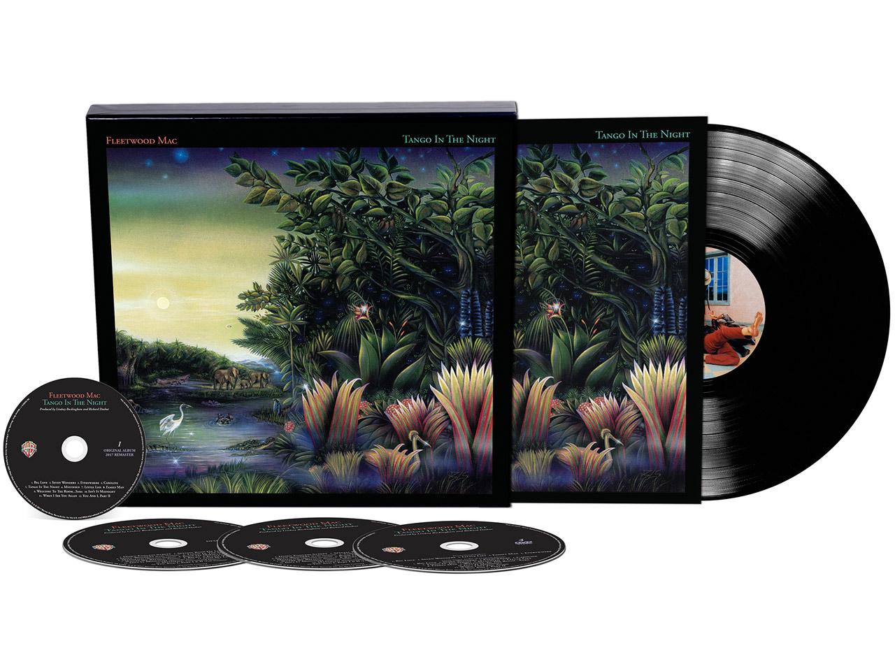 Win Fleetwood Mac Tango In The Night Deluxe Edition