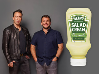 Win £2000 Thanks To Heinz Salad Cream and watch our recipe videos.