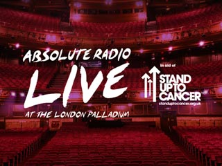 Win Tickets to Absolute Radio Live with Stand Up To Cancer