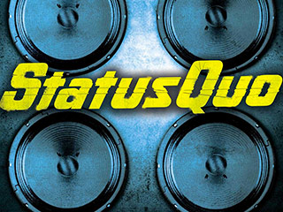 Win tickets to Status Quo Plugged In