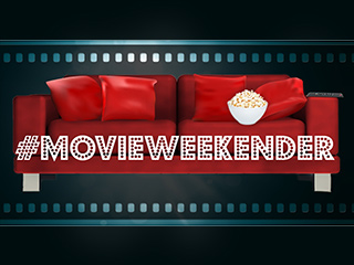 Win a Home Entertainment System with Movie Weekender