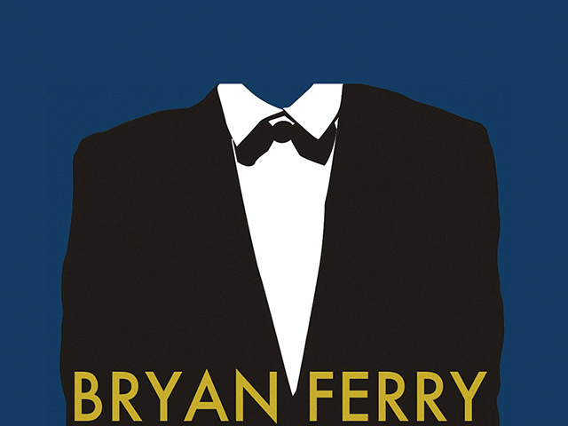 Win tickets to see Bryan Ferry