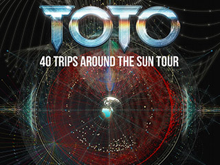 Win tickets to see Toto in Manchester or London