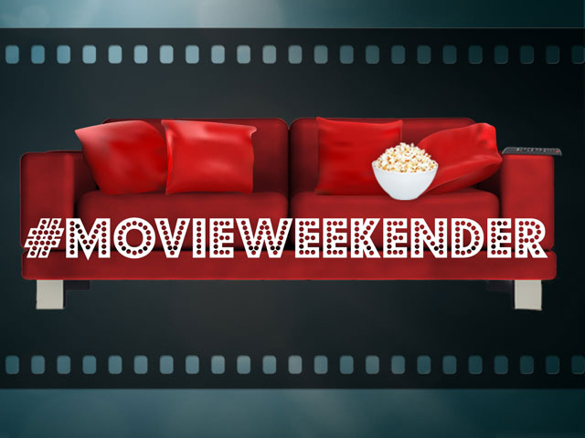 Win a Home Entertainment Bundle with Movie Weekender