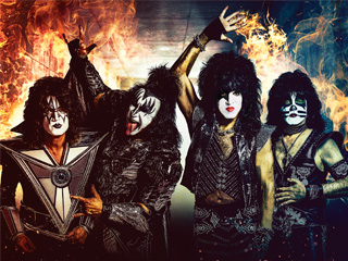 Win tickets to see KISS on their last ever tour!