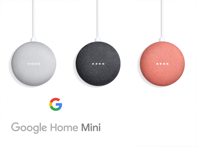 Win a Google Home Mini...thanks to Google