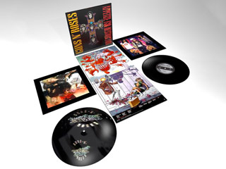Win Appetite For Destruction on limited edition vinyl