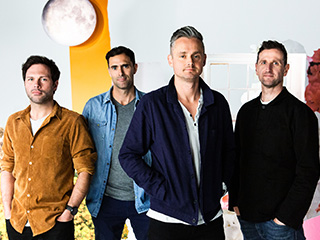Win tickets to see Keane