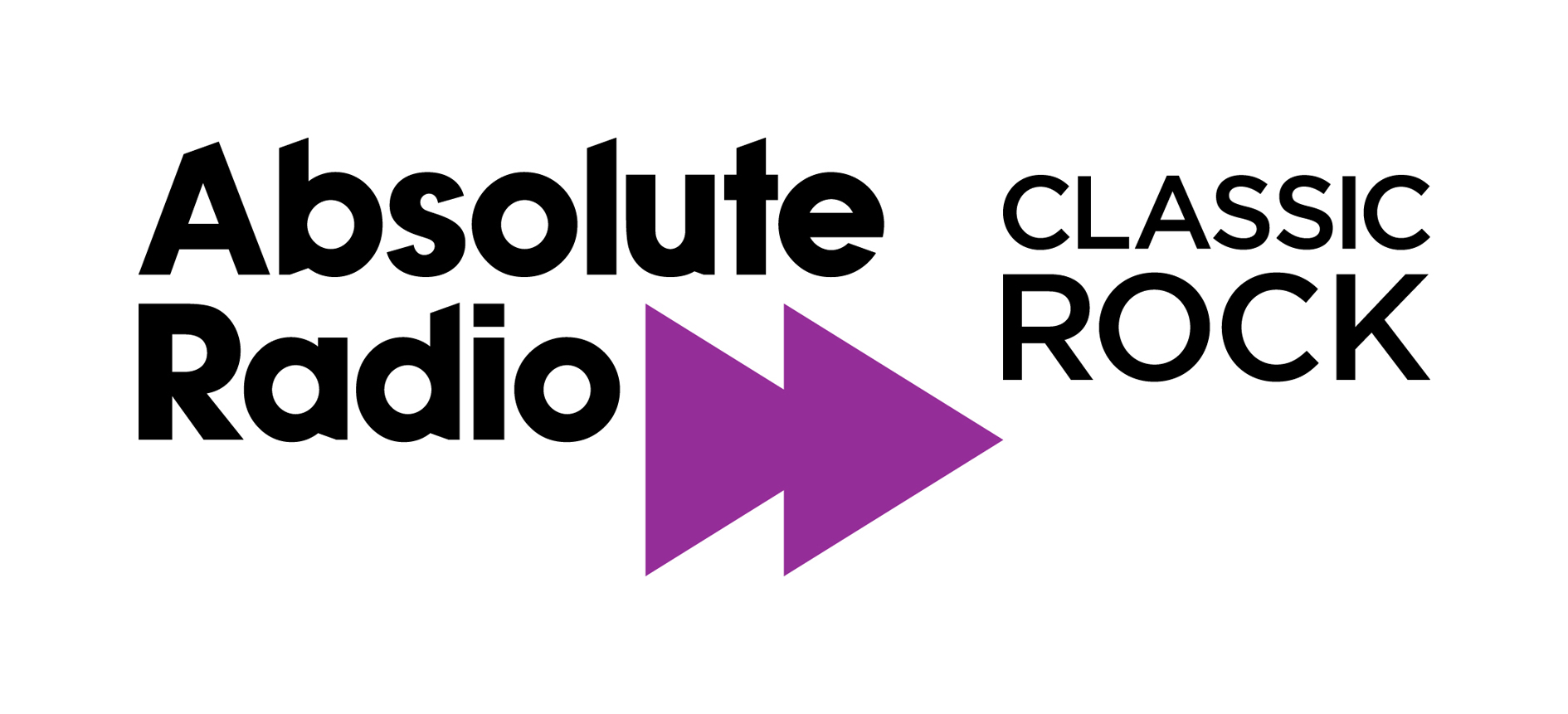 Absolute Radio Classic Rock logo