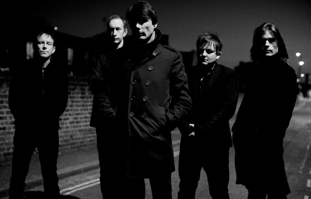 The Absolute Radio Christmas Sessions in association with the House of St Barnabas presents Suede