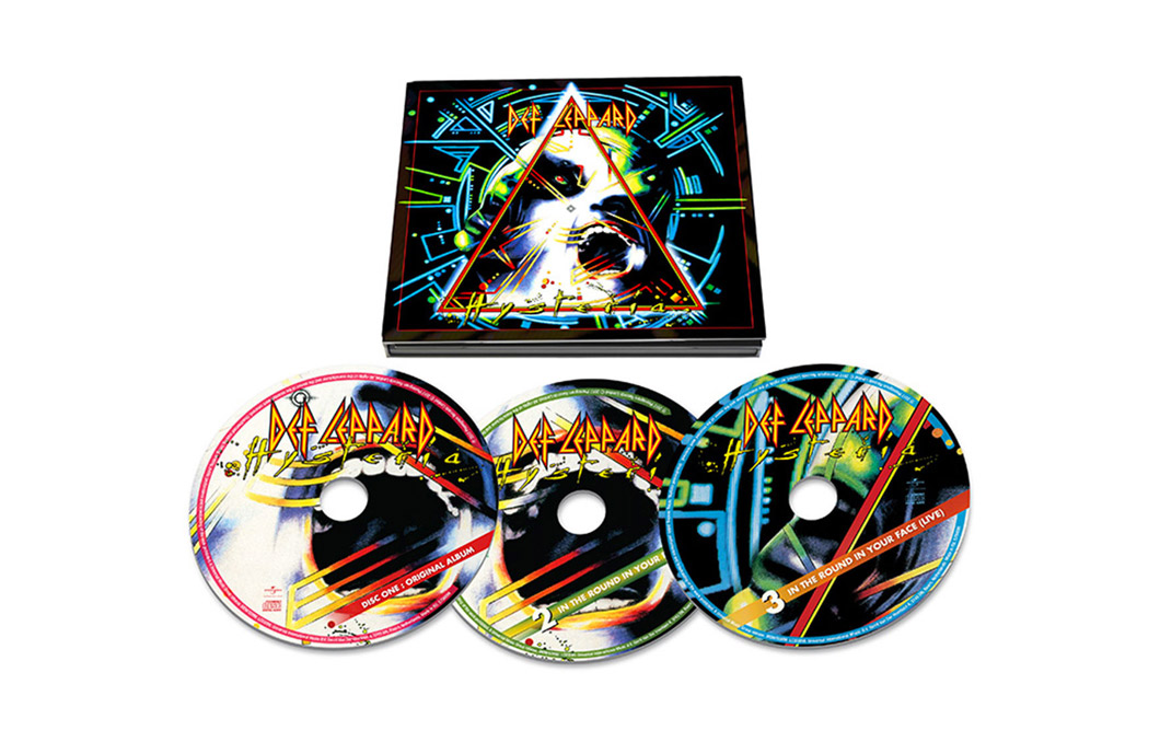 def leppard discografia download