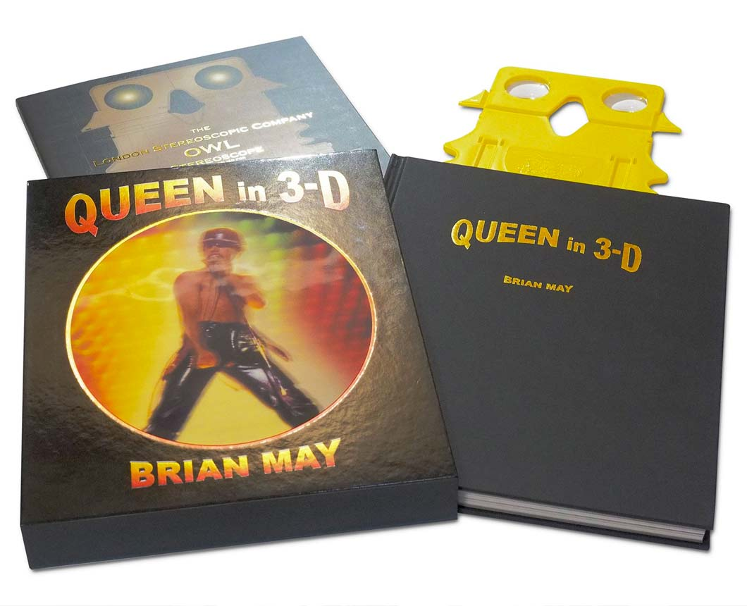 Cover of Queen In 3D