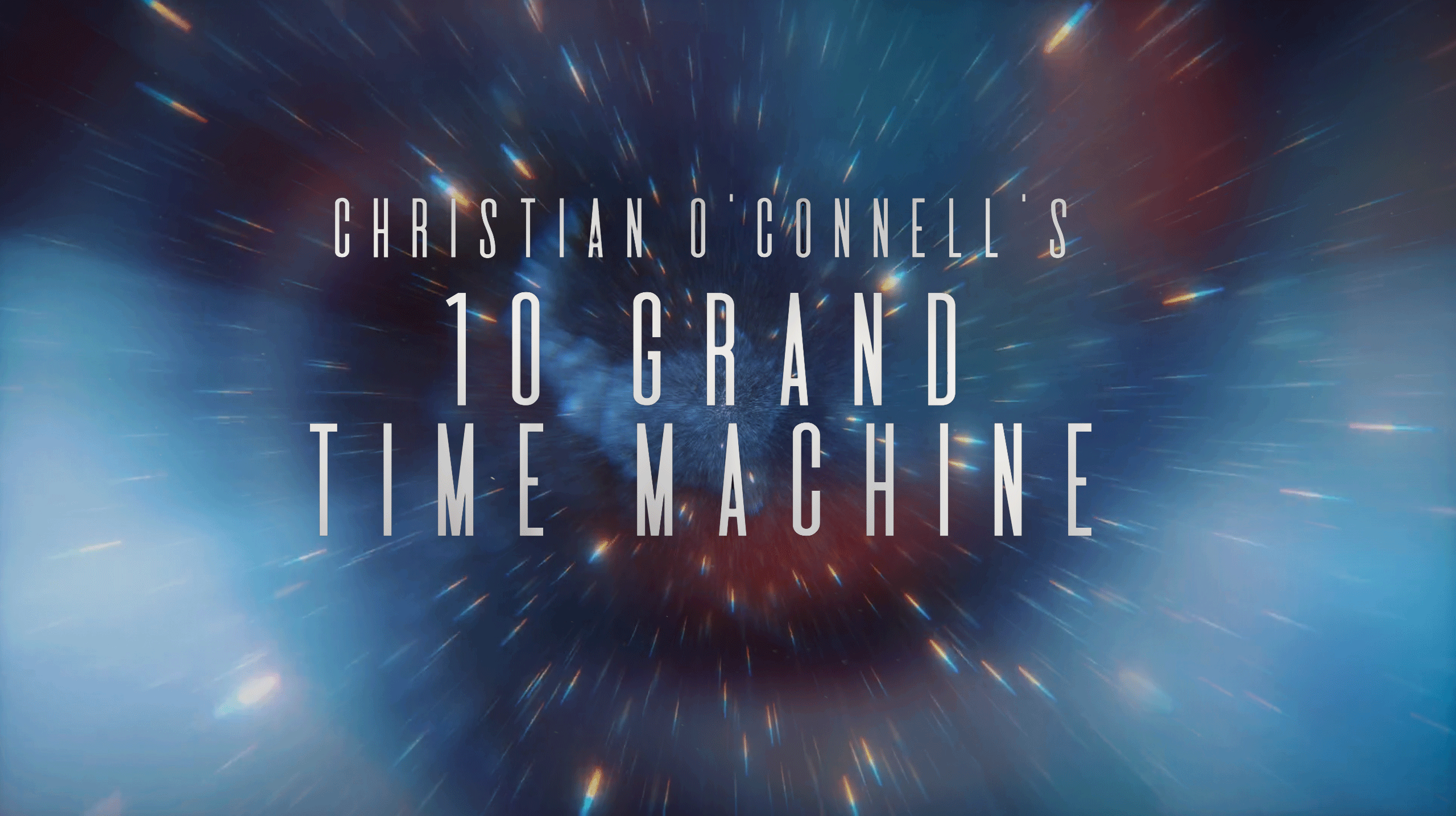 Christian O'Connell's 10 Grand Time Machine