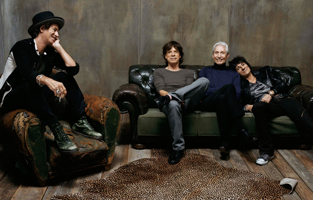 Ten Weeks Of Tickets: Win tickets to see Rolling Stones live