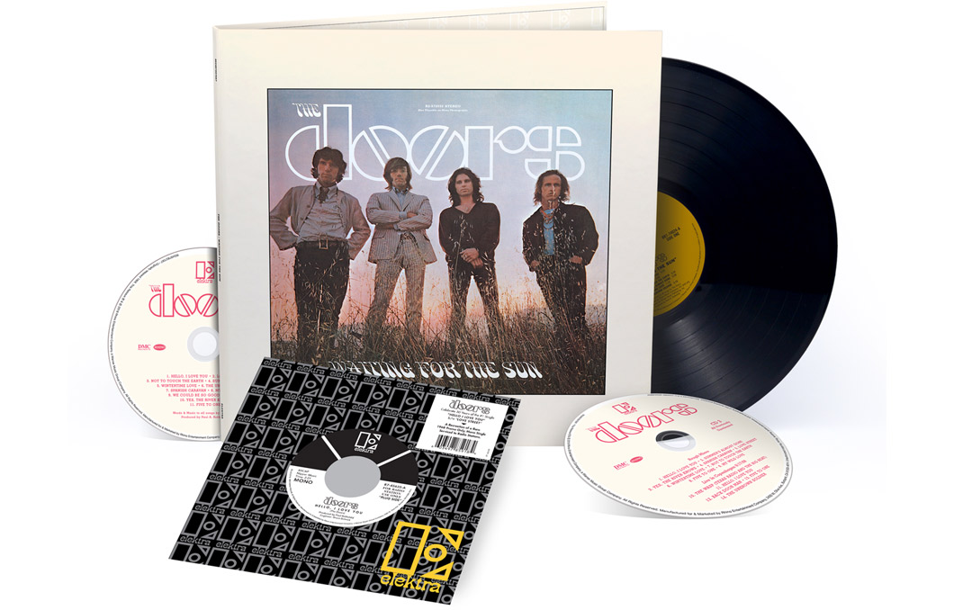 Win The Doors 'Waiting For The Sun' 50th Anniversary Deluxe Edition