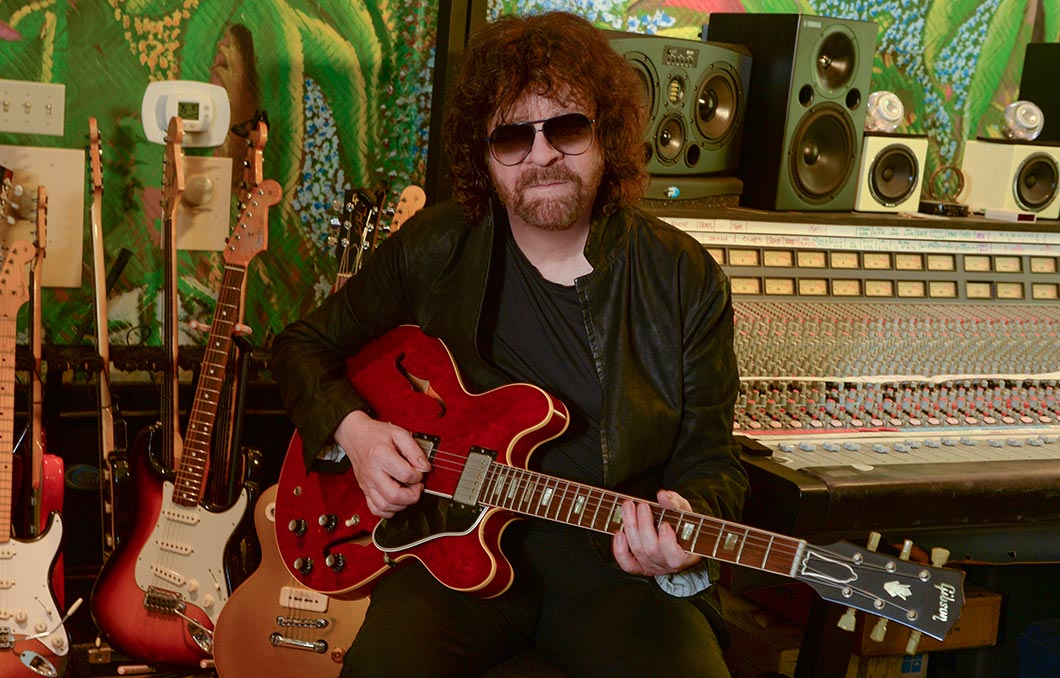 Win tickets to see Jeff Lynne's ELO