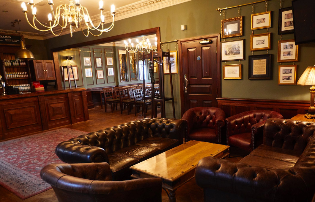 The Counting House pub in Bank