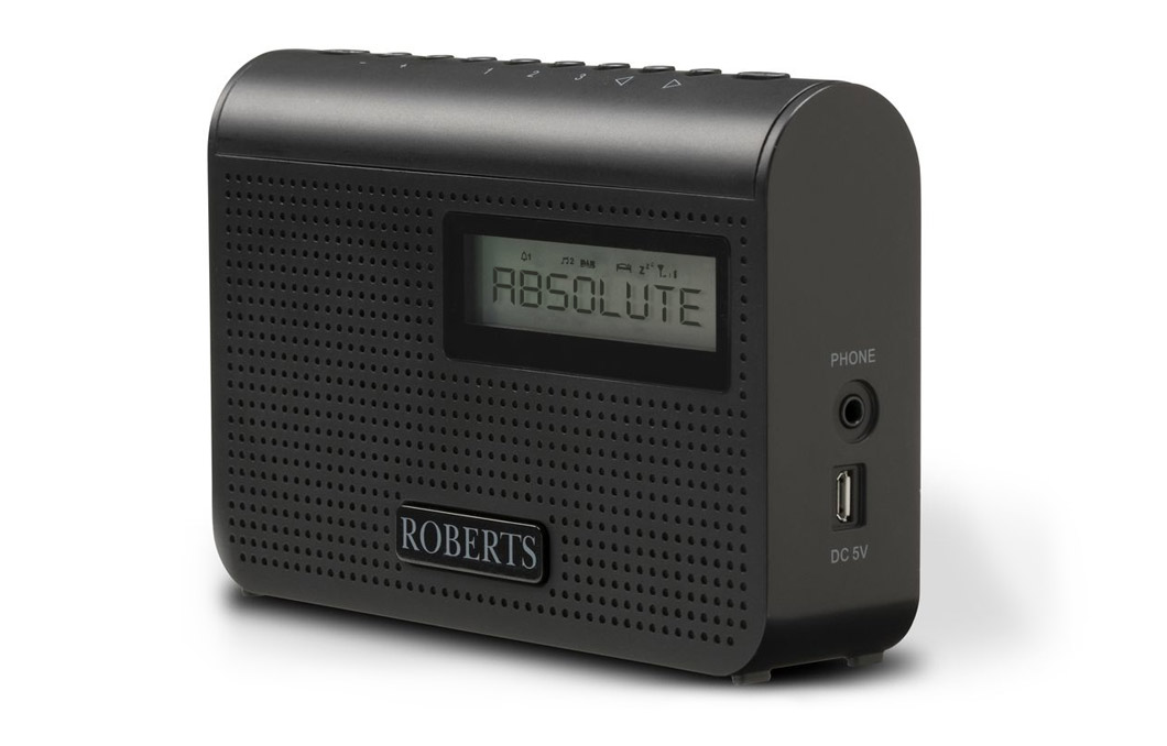 Win a Roberts Play M2 DAB+ radio