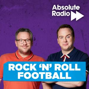 Rock n Roll Football with Rob Beckett podcast