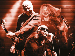 Midge Ure, The Christians & Altered Images
